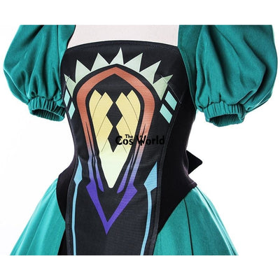 Fgo Fate Grand Order Apocrypha Atalanta Tube Tops Dress Uniform Outfit Anime Cosplay Costumes