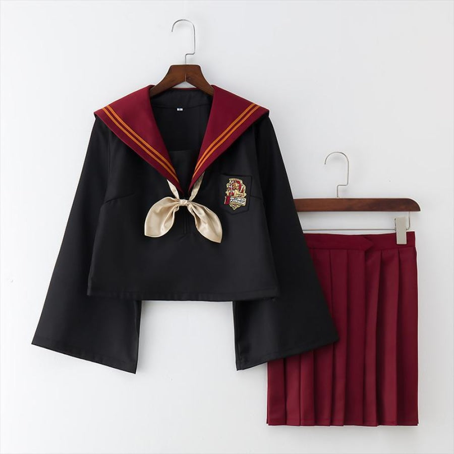 Gryffindor And Slytherin School Uniform Mp006237 / S