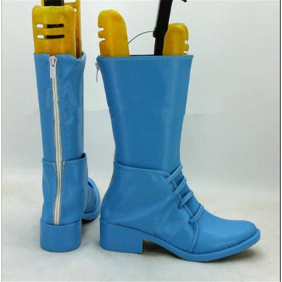 Jojos Bizarre Adventure Caesar Anthonio Zeppeli Cosplay Boots Shoes &