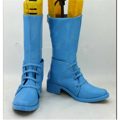 Jojos Bizarre Adventure Caesar Anthonio Zeppeli Cosplay Boots Shoes Male / 35 &
