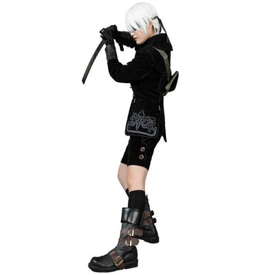 Nier: Automata Yorha 9S Cosplay Costume Mp003599 Xs / Us Warehouse (Us Clients Available) Costumes