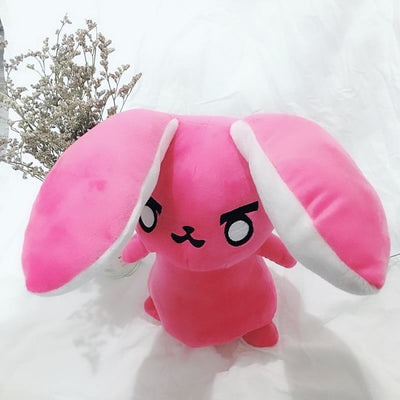Over Watch D.va Rabbit Plush Pillow / Toys Cushions Soft Halloween Xmas Gifts Props & Accessories