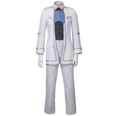 Rwby Vol. 1 James Ironwood Cosplay Costumes General White Suit Mp003306 S / China Warehouse