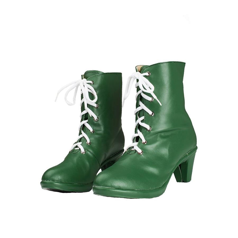 Sailor Moon Jupiter Kino Makoto Cosplay Shoes Mp000564 #34(22Cm) & Boots