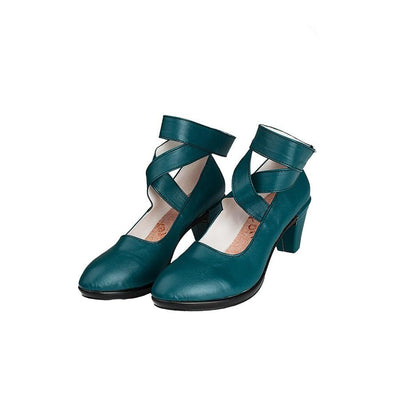 Sailor Moon Neptune Kaiou Michiru Cosplay Shoes Mp000517 #34(22Cm) & Boots
