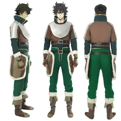 The Rising Of The Shield Hero Naofumi Iwatani Cosplay Costume Costumes
