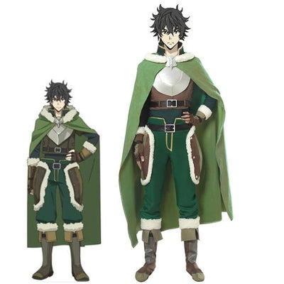 Rolecos Tate No Yuusha Nariagari Naofumi Iwatani Cosplay Costume The Rising Of The Shield Hero Suit