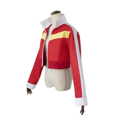Voltron:legendary Defender Of The Universe Keith Akira Kogane Cosplay Costume Jacket Coat Halloween