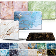 HardShell - Marble Macbook Case
