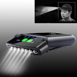 PowerLight - Hands Free Clip-On Cap LED Light