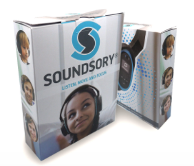Soundsory - packaging