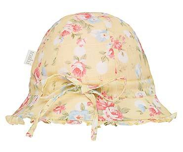 Toshi Bell hat Pretty Meadow buttercup XS