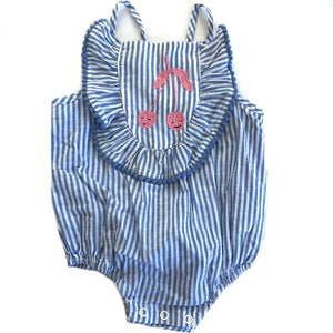 Girls Size 00 Seed romper