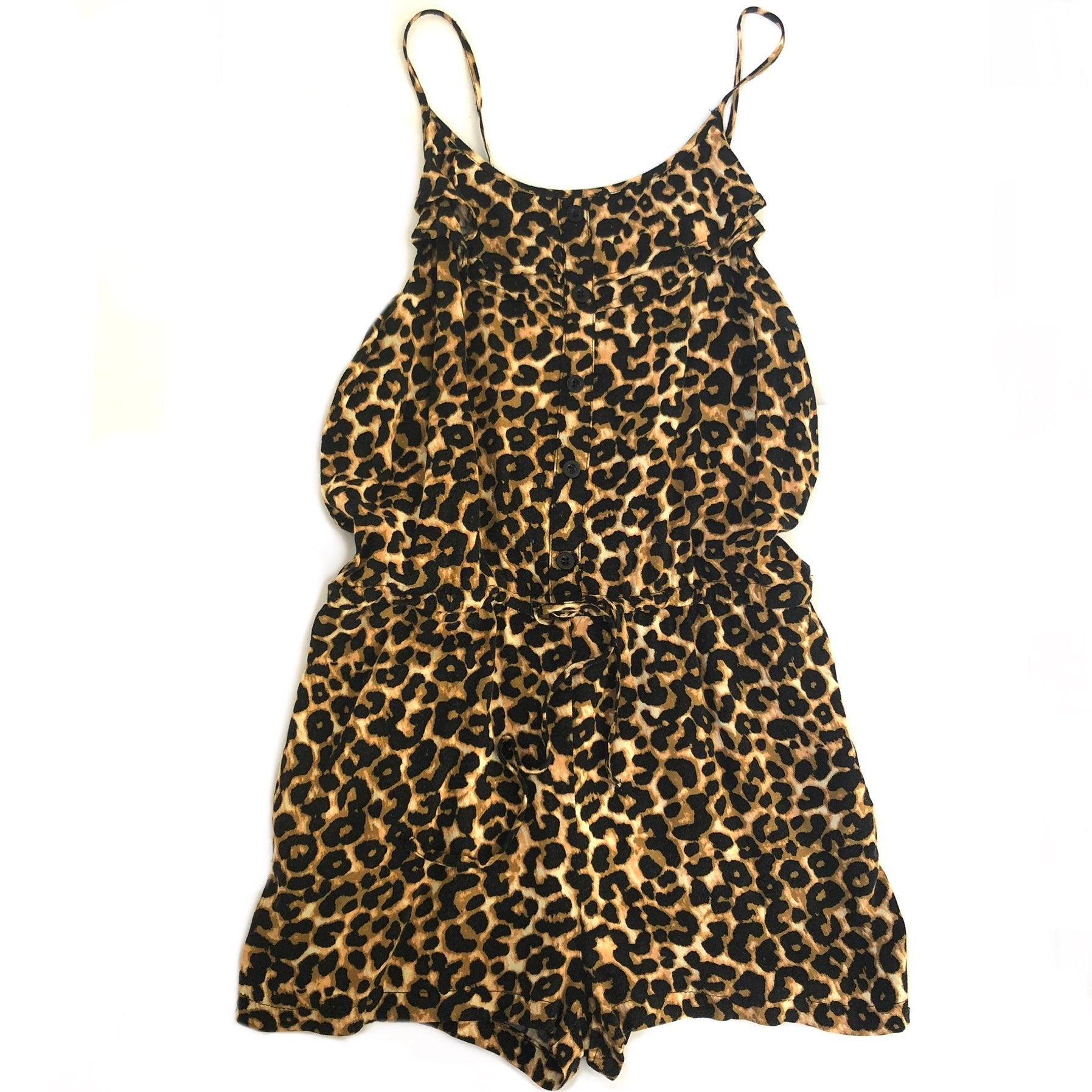 Girls Size 16 Bardot playsuit