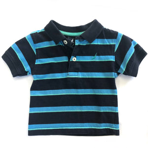 Boys Size 0 Nautica polo