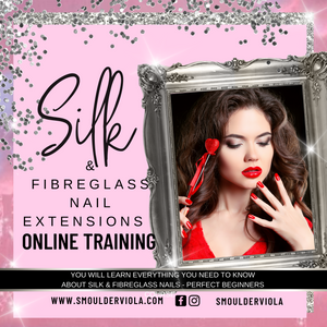 Online Silk & Fibreglass Nail Enhancements Course