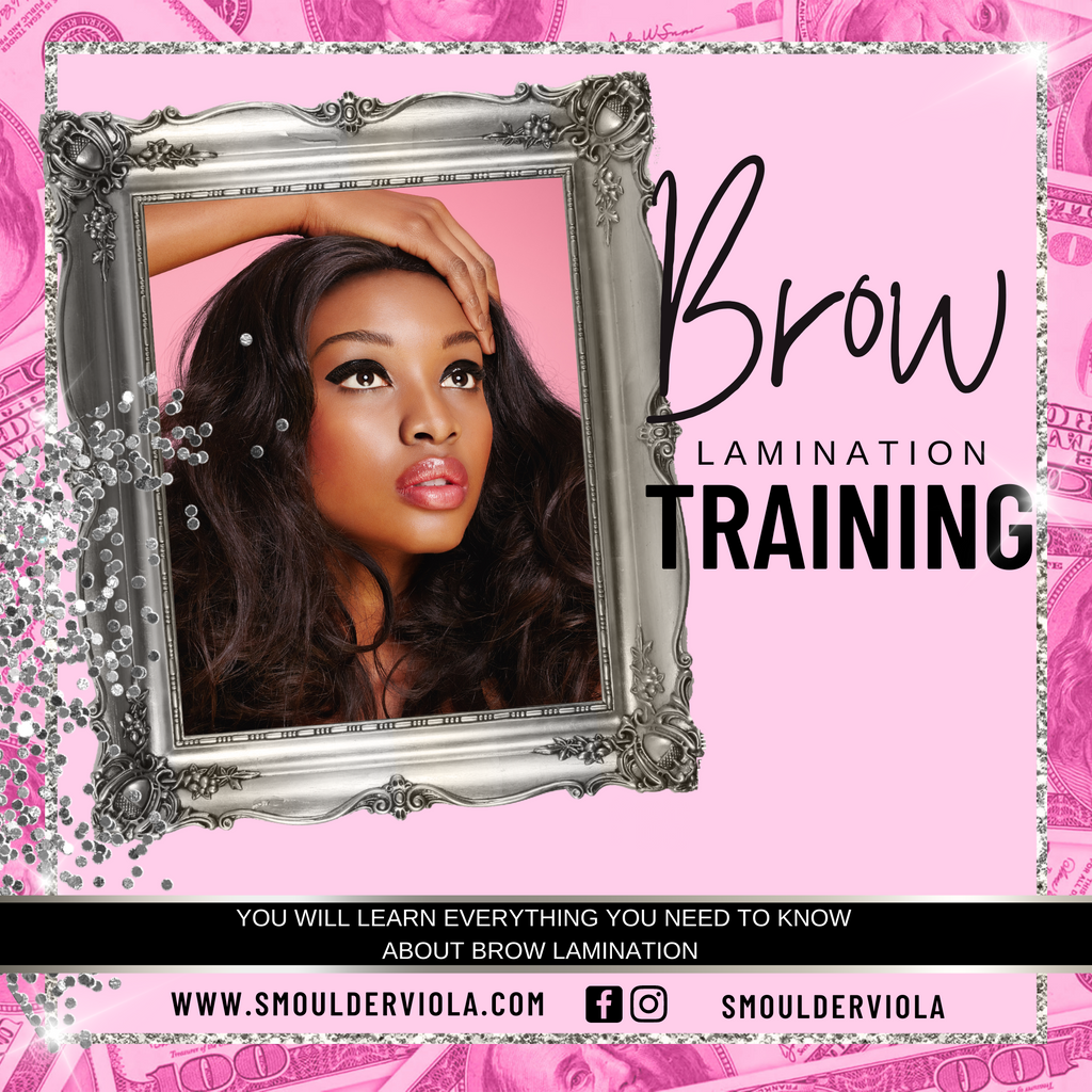 Brow Lamination Course with kit