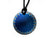 Personal Pendant - 4 - Star Gate Blue