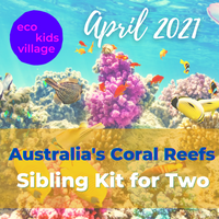 Eco Kids Monthly SIBLING Kit