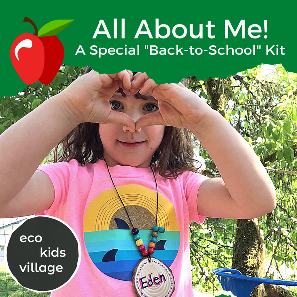 All About Me: A Special Back-to-School Kit