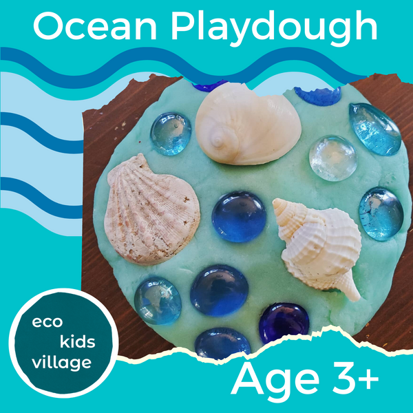 Ocean///Play-dough