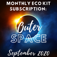 Monthly Eco Kids Kit: One-Time Purchase or 3, 6 or 9 months Subscription