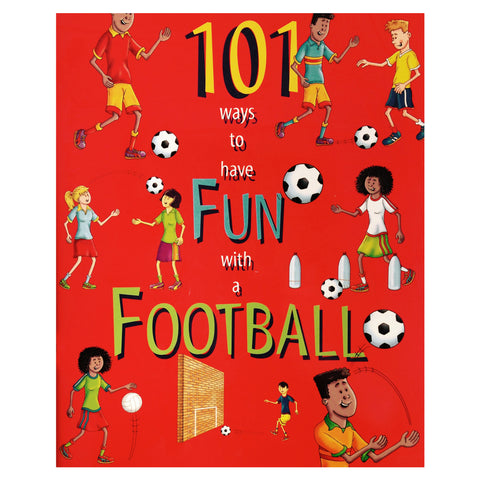 101 ways to have Fun with a Football | Christopher Dunkley