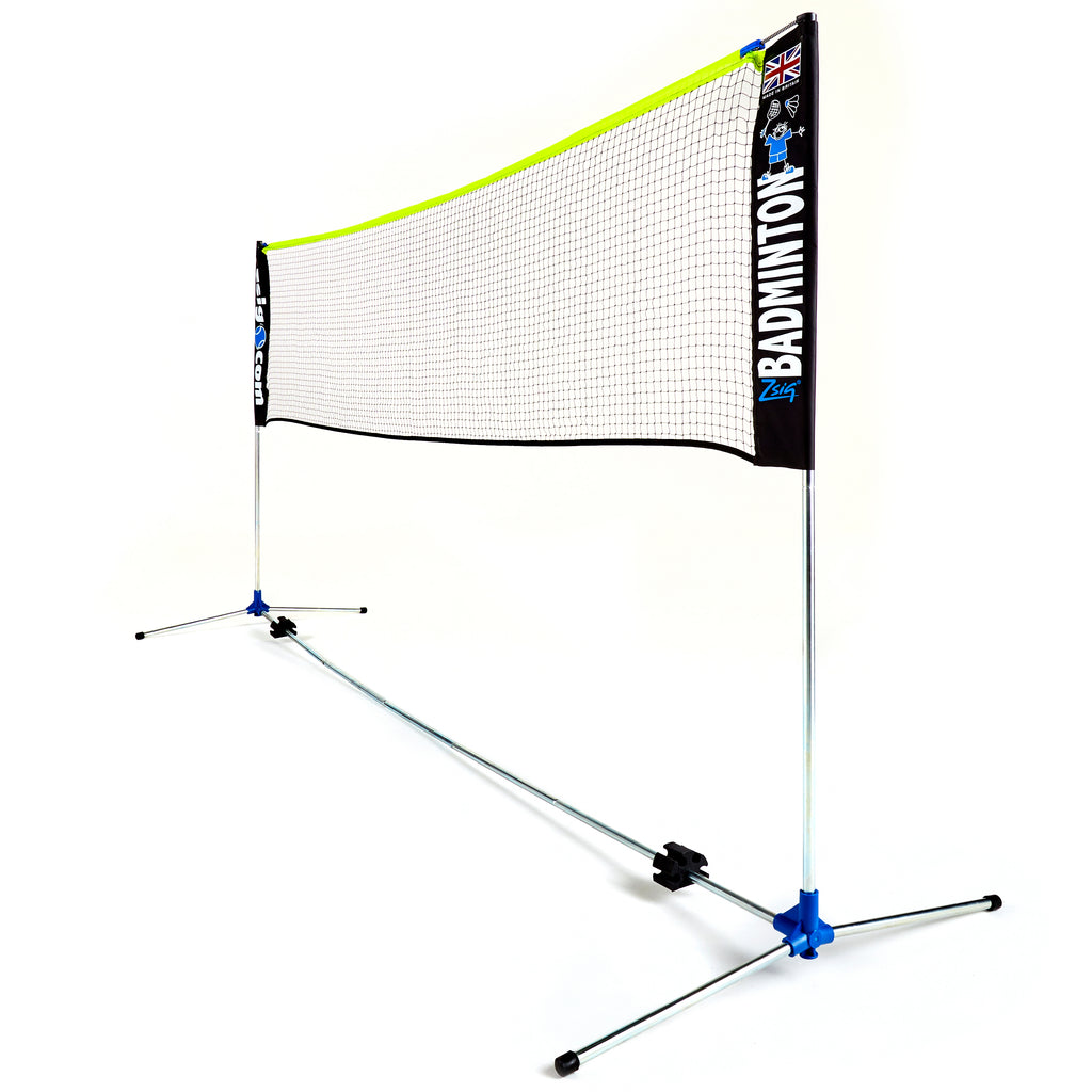 Zsig 3m Badminton Net - Classic coaching quality