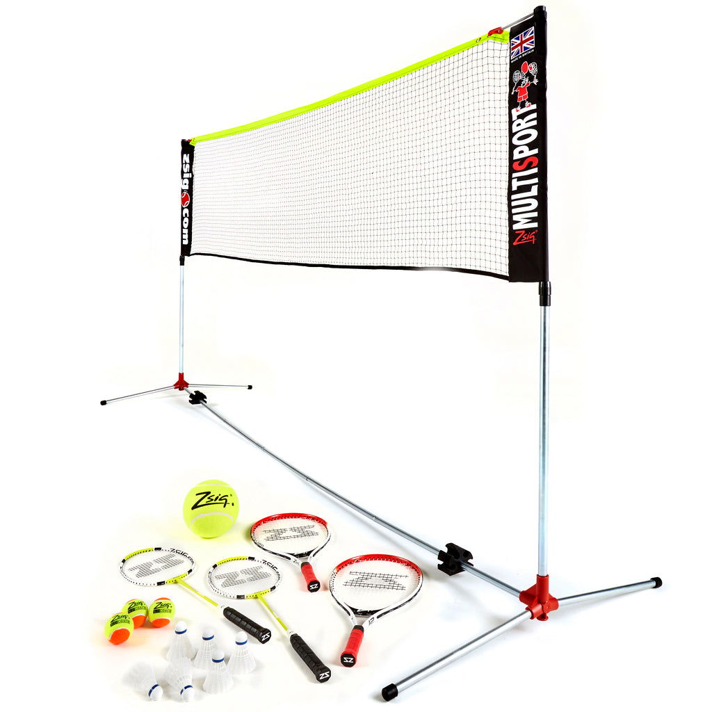 Multisport | Family Set | with 3m Net