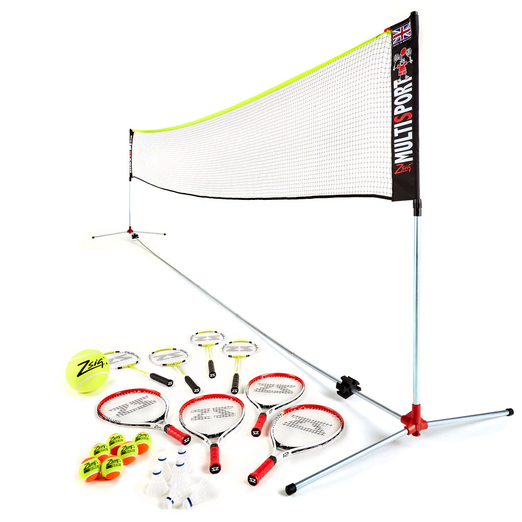 Multisport | Garden Set | with 6m Classic Net