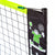 Zsig 6m Classic Mini tennis Net clip and bungee tensioning system