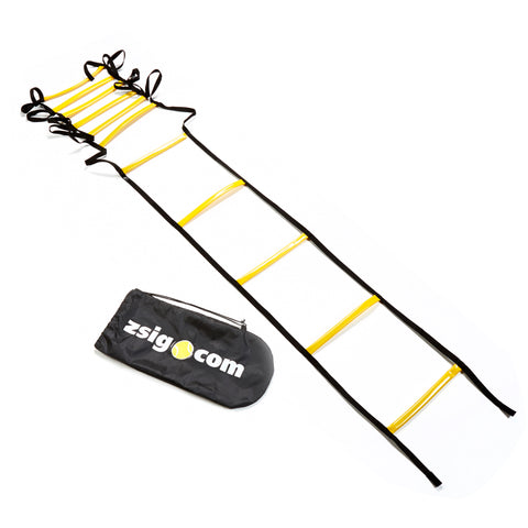 Agility Footwork Ladder | Flat Rung | 4m