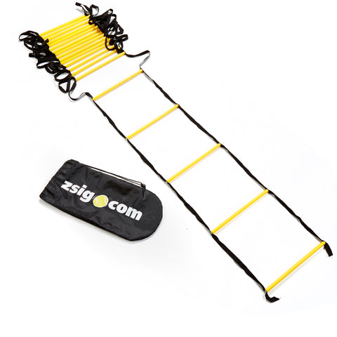 Agility Footwork Ladder | Round Rung | 8m