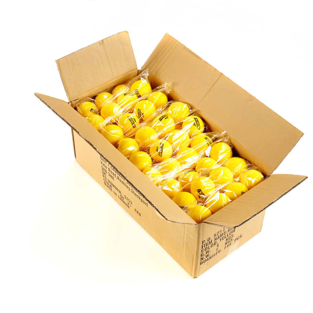 AttACK! high density fast-paced touchtennis balls - carton of 120