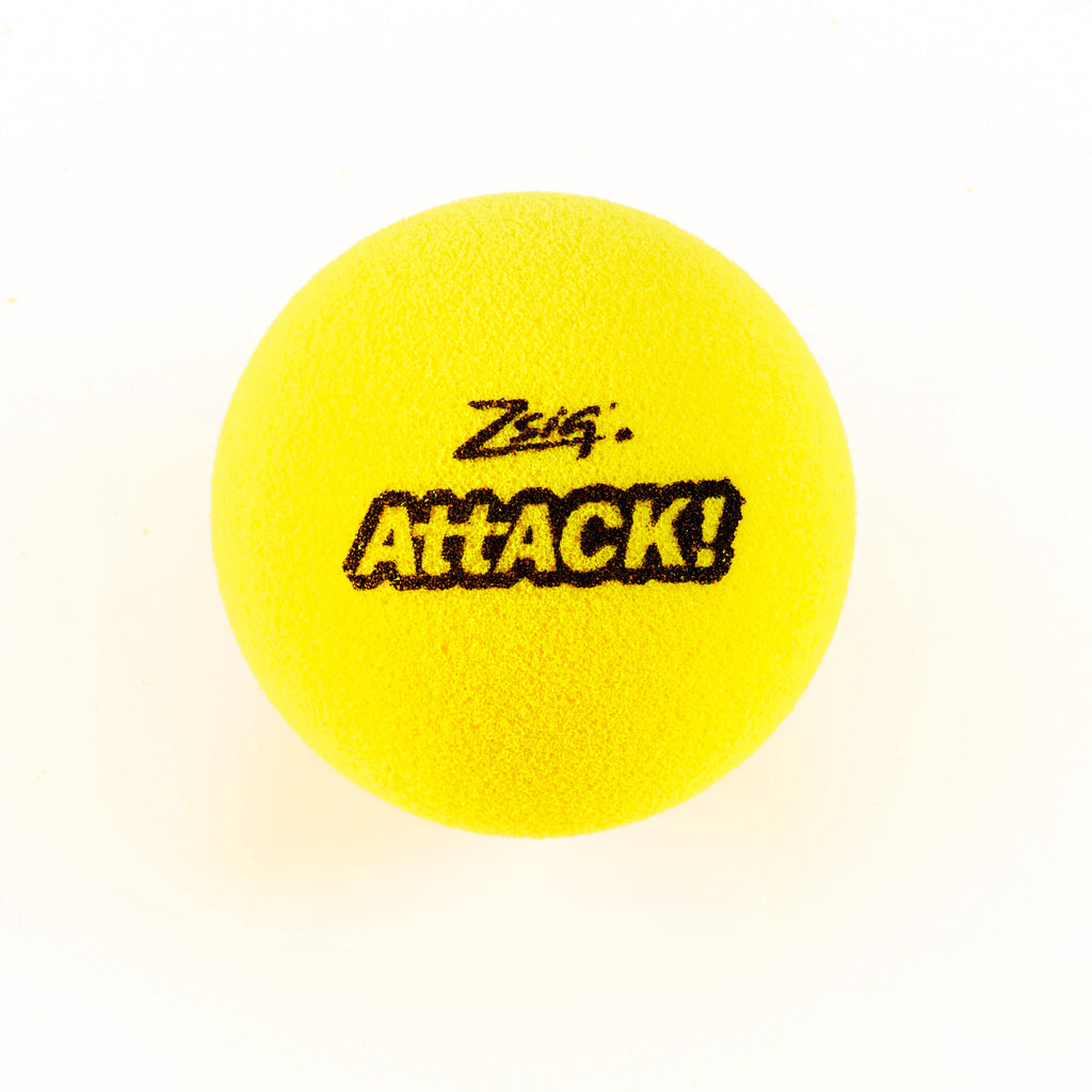 AttACK! fast-paced touchtennis balls - single ball