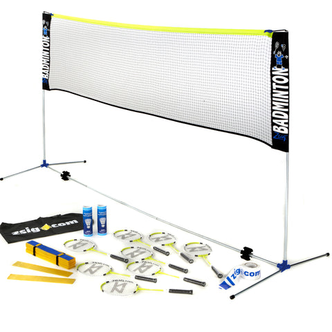 Mini Badminton | Coaching Set 1 | with 3m Net