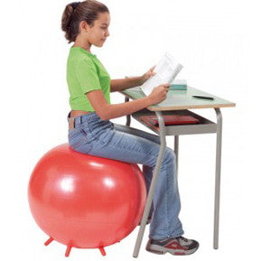 ... Fitness U0026 Balance Ball Chair | No Frame | 65 Cm Diameter