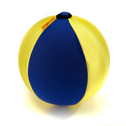 Easy Catch Balloon Ball | with 2 Standard 11in Latex Balloons