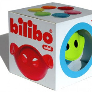 Bilibo Mini | Red & Yellow