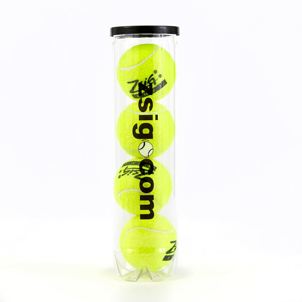ZSIG ENVI Premium Tournament Tennis Ball single tube