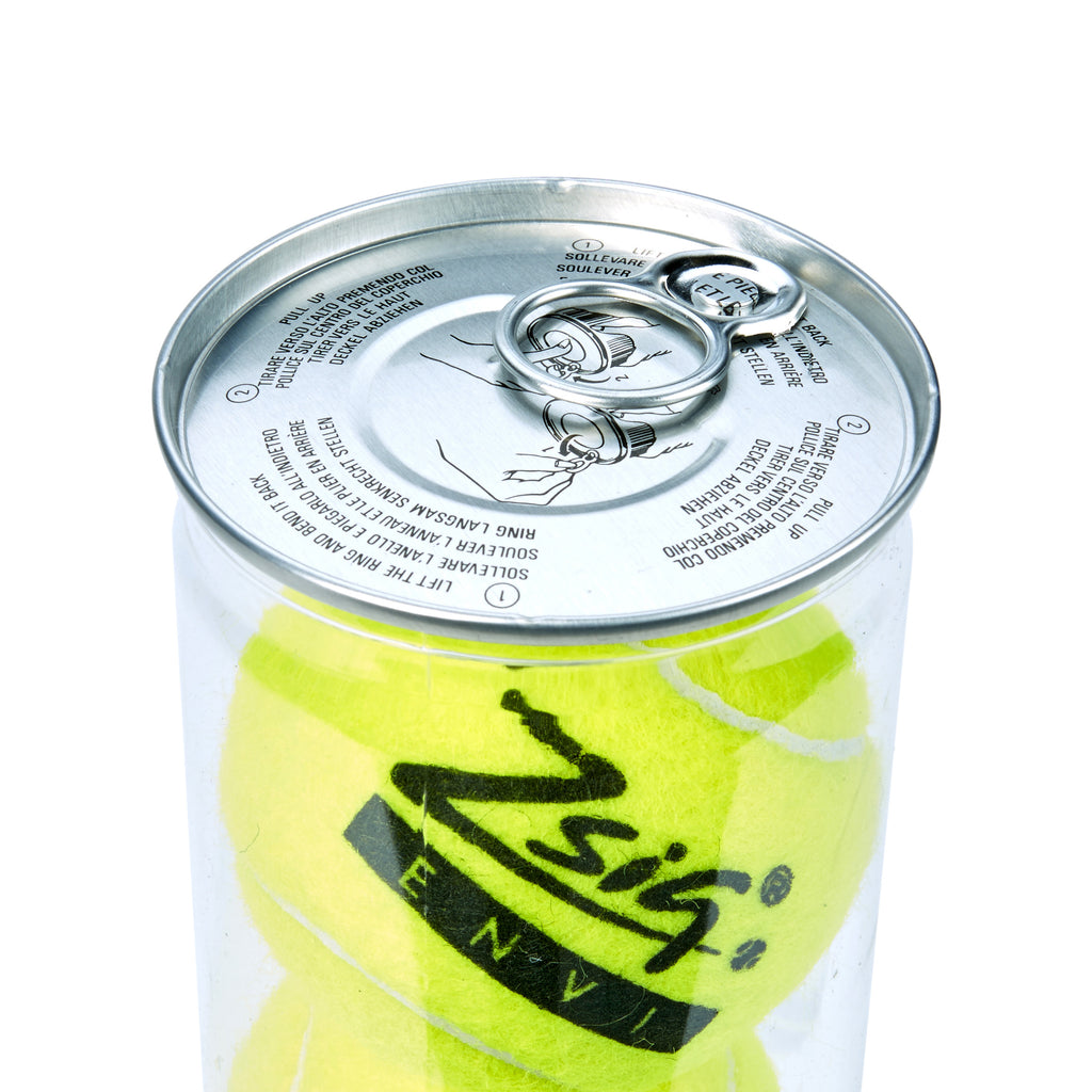 New top quality pressurised tournament ball from Zsig - pressurised lid