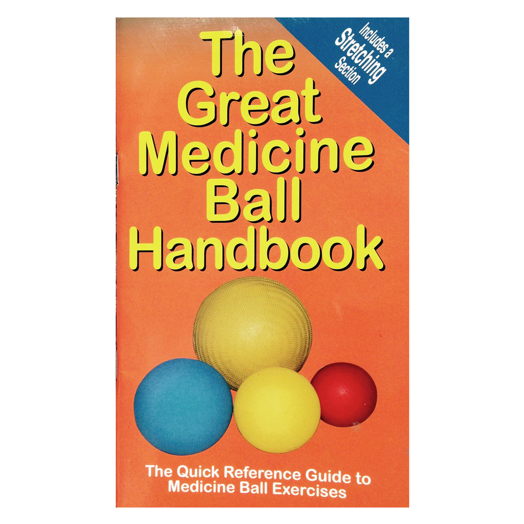 The Great Medicine Ball Handbook | Potvin & Jesperson