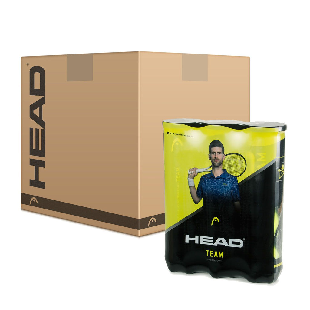 Tennis | Head Team Balls | 12 Dozen (144)