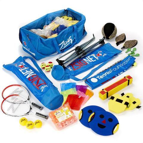 Inclusive Schools Tennis Equipment Pack