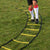 Agility Footwork Ladder | Curved Round Rung | 4.7m