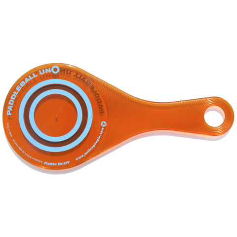 Paddleball Uno | Orange