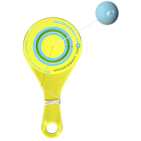 Paddleball Uno | Yellow