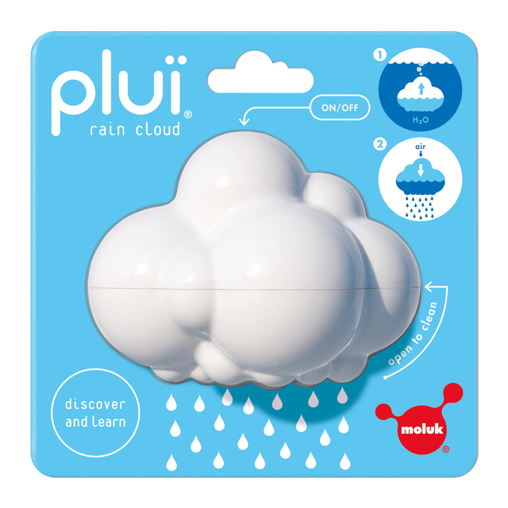 Plui Raincloud | Water Toy