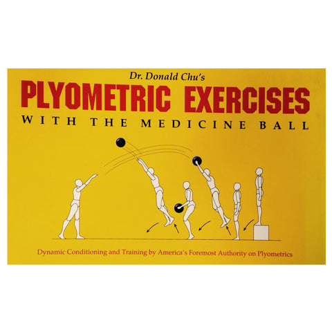Plyometric Exercises with the Medicine Ball | Dr. Donald Chu