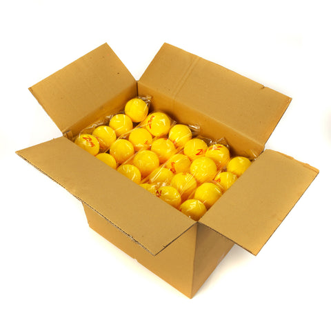 Mini Tennis | Red Stage | Advance 8cm Balls | Carton of 10 Dozen (120)